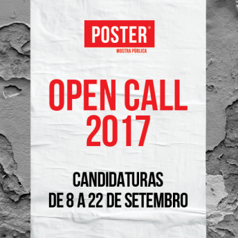 OPEN CALL POSTER 2017