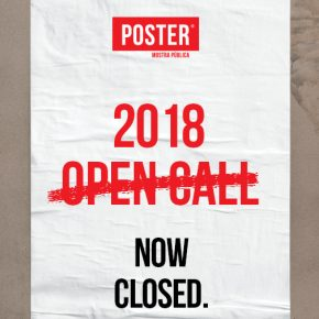2018 Open Call is now closed