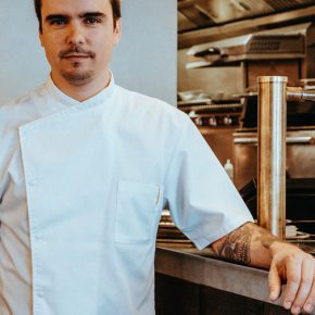 """Diogo Noronha: """"A minha cozinha é uma continuação daquilo que sou."""""""