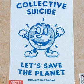 """Collective Suicide: """"Estar no POSTER deu-nos vontade para continuar"""""""
